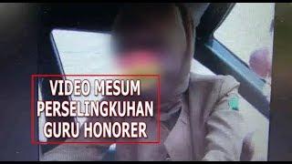 VIRAL!!!!...Video Mesum ASN di dalam mobil