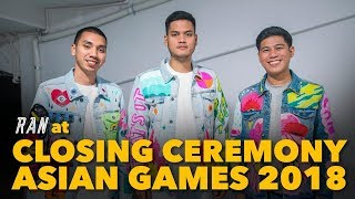 Download SEKALI SEUMUR HIDUP PERFORM DI CLOSING CEREMONY ASIAN GAMES 2018 (LIVE) Mp3
