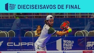 Resumen Dieciseisavos de Final (primer turno) Sao Paulo Open | World Padel Tour