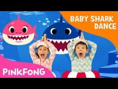 Baby Shark Dance تأثير بيبي شارك علينا