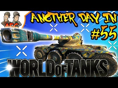 Another Day in World of Tanks #55 thumbnail