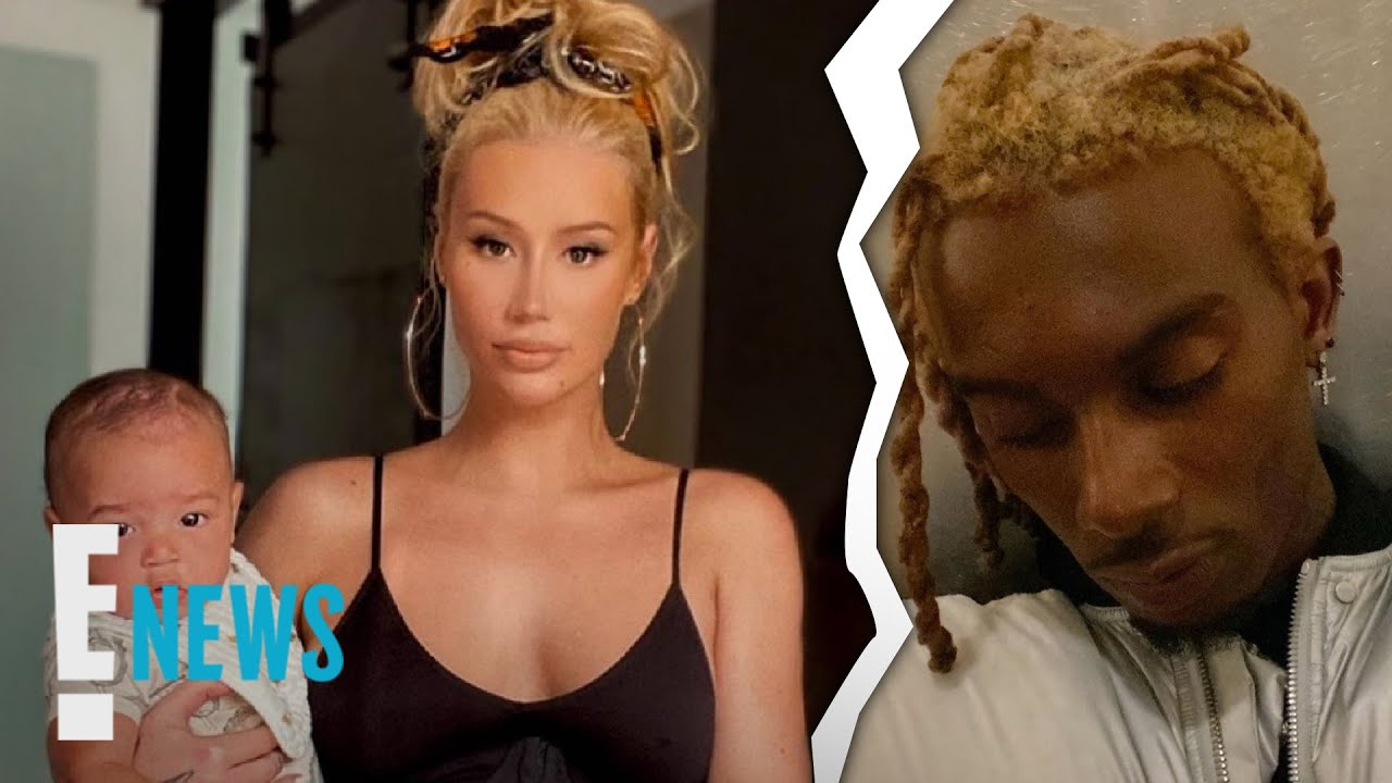 Iggy Azalea shares first photo of son Onyx, reveals Playboi Carti split