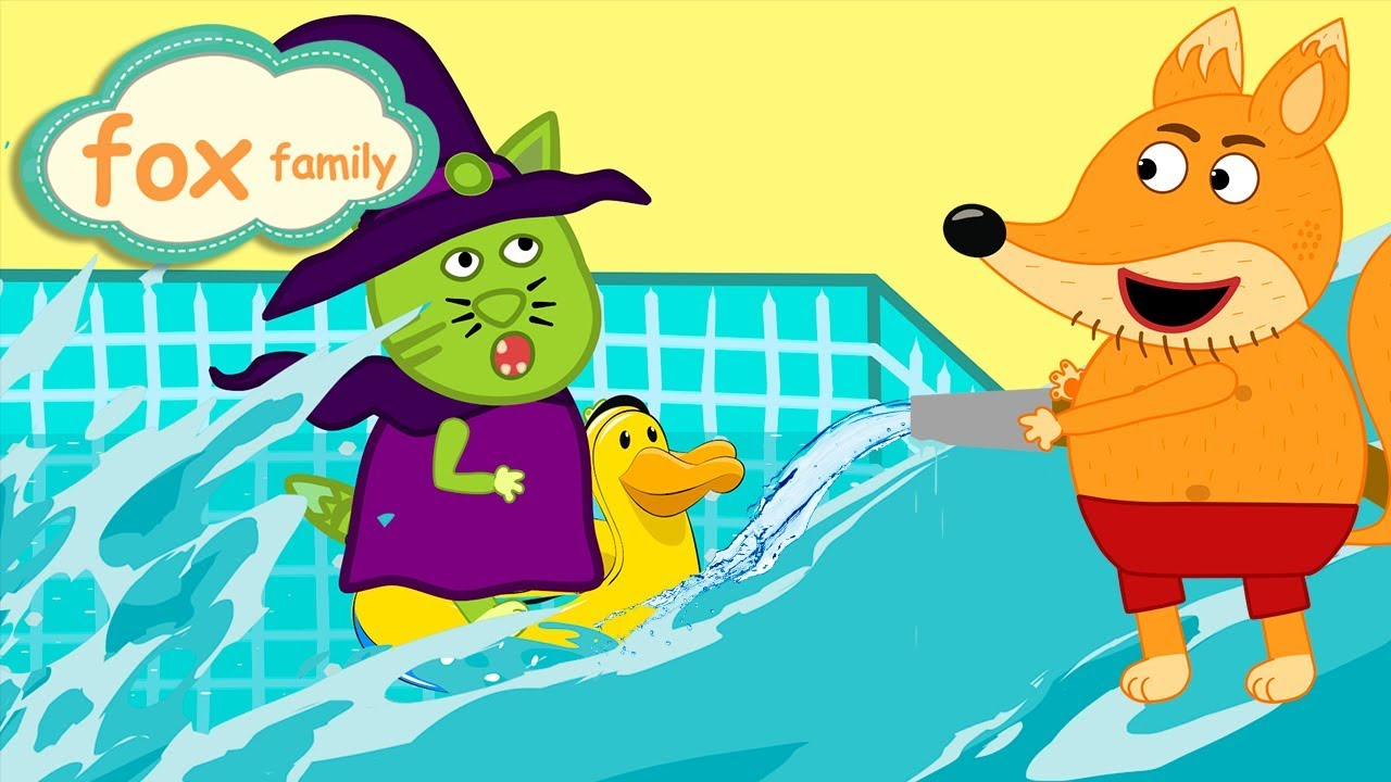 fox family and friends new funny cartoon for kids full episode 65