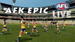AFL Live: AFK Epic Match!