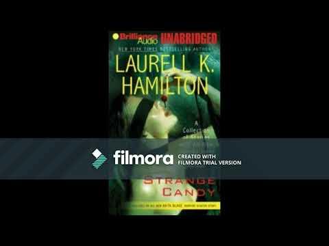 Anita Blake book 0.5   Strange Candy   Audiobook   Laurell K. Hamilton