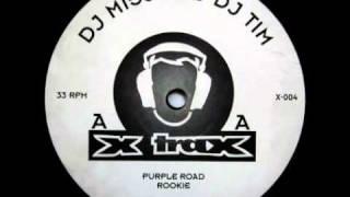 """DJ Misjah & DJ Tim - """"Purple Road"""""""