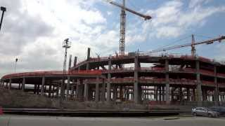 Pinnacle Bank Arena - Lincoln Nebraska - Construction to Completion - 2012 to 2013