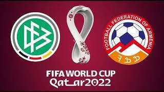 Германия Армения прогноз 5 сентября отбор ЧМ 2022