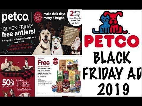 PETCO Black Friday Ad 2019--*HUGE SAVINGS!*