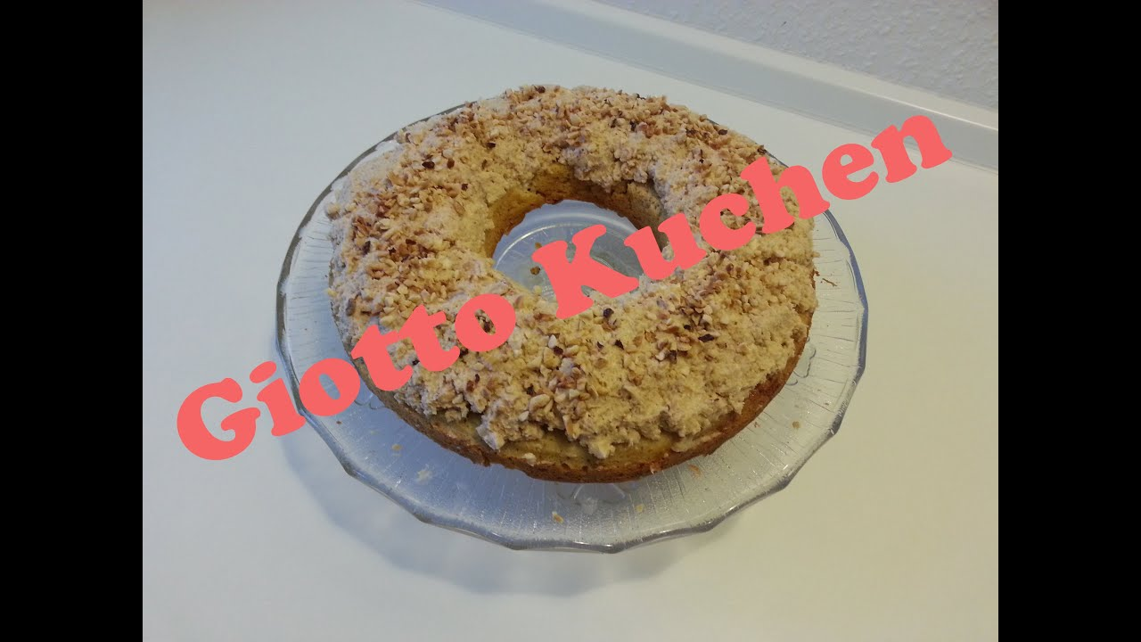 Giotto Kuchen | Nc LikeMe - YouTube