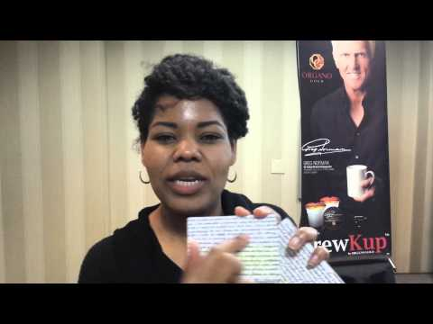 Organo Gold Goal Cards by RBT (Rich Before Thirty)