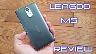 Leagoo M5 Smartphone REVIEW – Android 6.0, 2GB Ram, 16GB Rom
