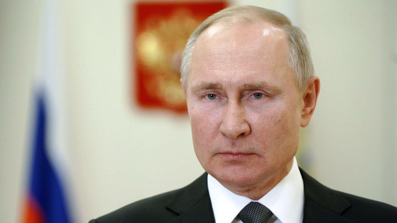 Владимир Путин проводит совещание об итогах реализации посланий Президента - 2 часть (08.04.21)