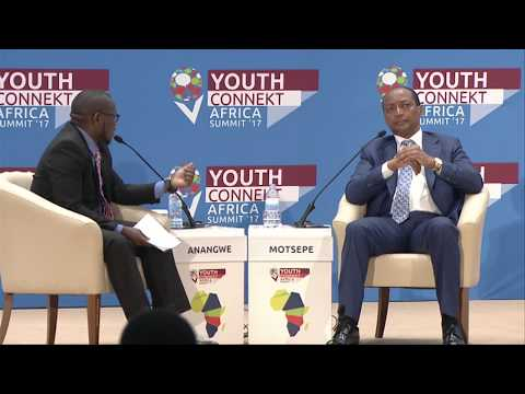Conversation With Patrice Motsepe