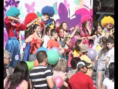 Христиане города Еревана устроили для детей особенный праздник