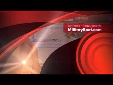Requirements to Join the Air Force - MilitarySpot com