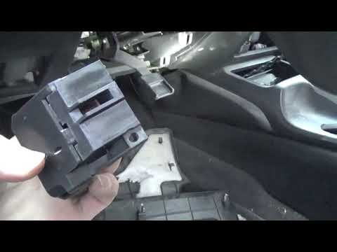 Ignition switch replacement 2007 Honda Civic Coupe