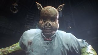 "Batman: Arkham Knight ""The Perfect Crime"" Pyg Most Wanted Mission 1080p"