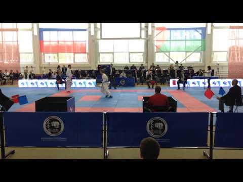«Первый Всероссийский форум студенческого каратэ» 20 апреля 2015. .Тюмень.