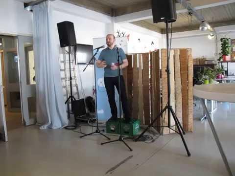 Brian Robertson @ Springest Holacracy Meetup 06-06-2016