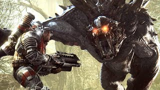 Evolve Gameplay Trailer 【HD】 PS4/Xbox One