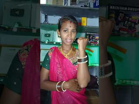 Hello Oru Vayasu Ponna   #shorts #nishavlogs   Tamil Dialogue   Nisha Vlogs