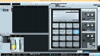 Studio One 2 - Recording VST Outputs to Audio Tracks