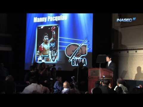 Manny Pacquaio Wins Big at BWAA Awards; Joe Frazier, Chuvalo, and more: TruFan Boxing