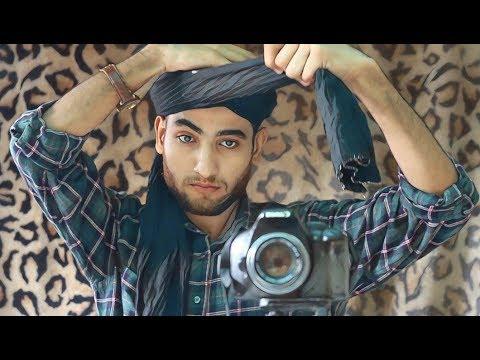 How to tie AMAMAH   AMAMA   TURBAN Islamic Tutorial   Amaan Ullah