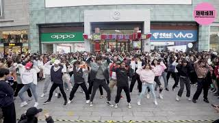 随唱谁跳福州站随机舞蹈 KPOP Random Dance Game in FuZhou,China P1