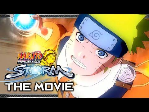 NARUTO: Ultimate Ninja Storm – THE MOVIE / ALL CUTSCENES 【Japanese Dub / English Sub / 1080p HD】
