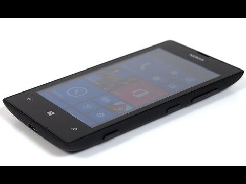Обзор Nokia Lumia 520. Проще некуда.