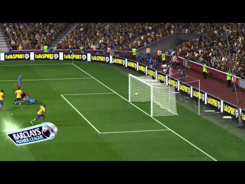 FIFA 14 Carreira 4-0 ARS X HUL,