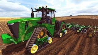 FARMING SIMULATOR 2017 | FALL TILLAGE + SILAGE HARVEST | LIVE STREAM + MULTIPLAYER | EP #21