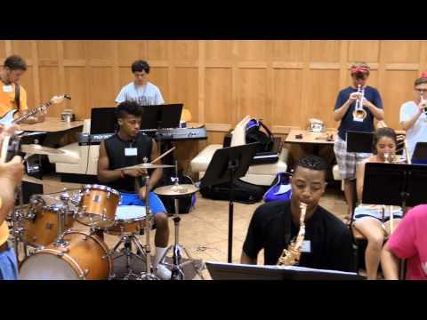 2015 Lions Jazz Band YMCA