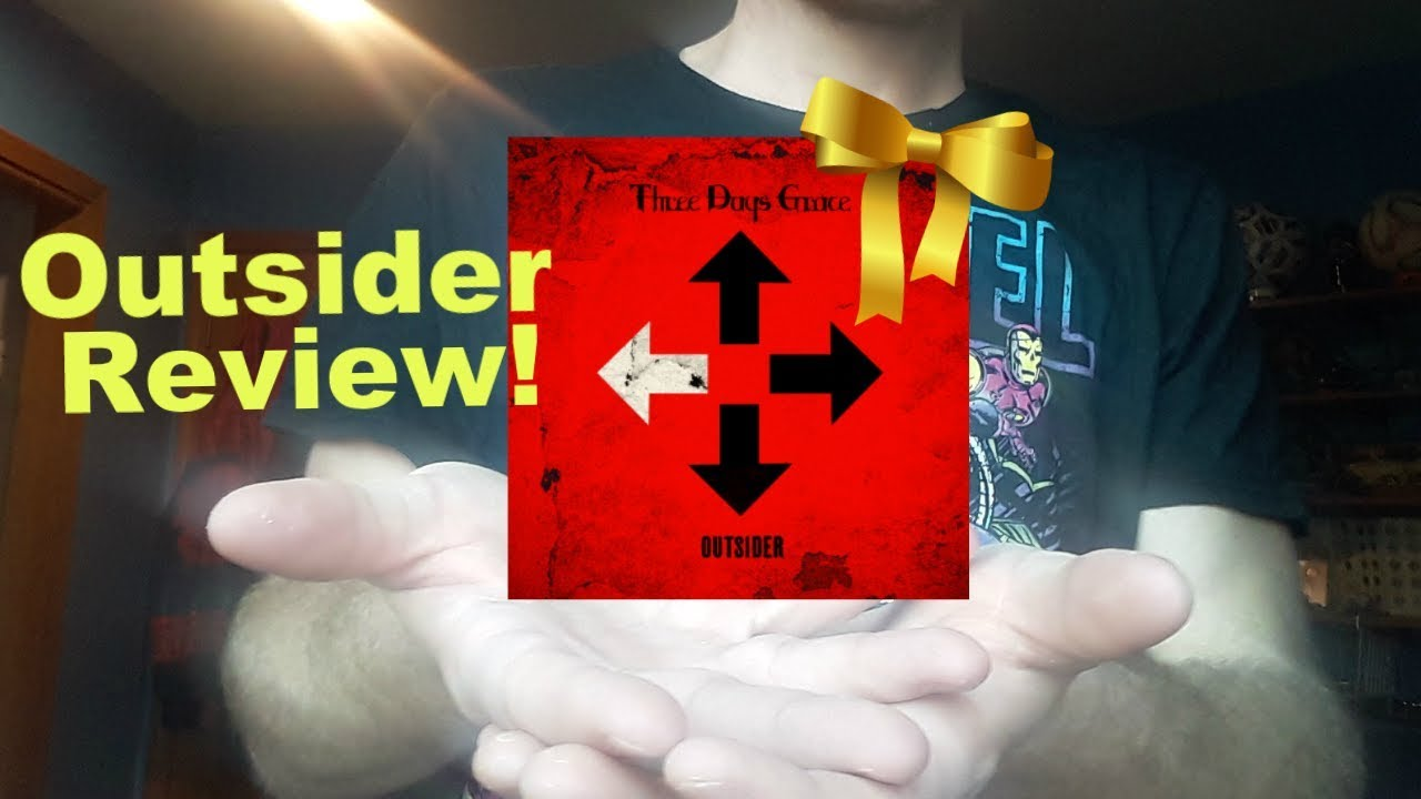 Three Days Grace Outsider Album Review