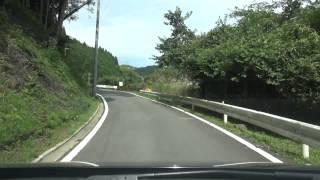京都府道・大阪府道733号柚原向日線 等速車載