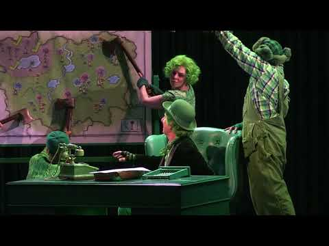 Seuss on Stage: A Conversation with Director Max Webster Part 3