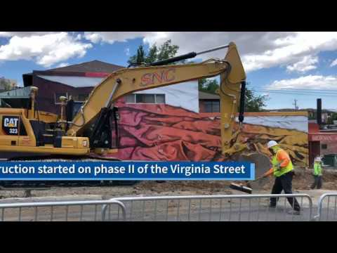 Virginia Street Project Update - June 21, 2019