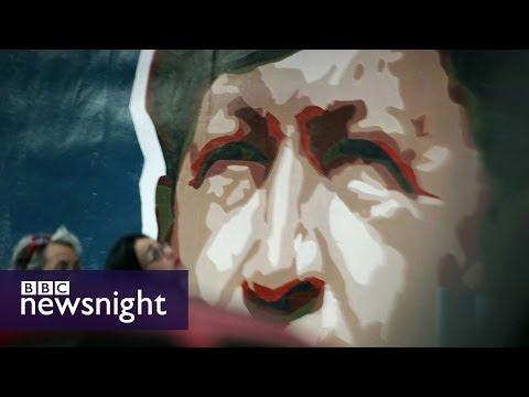 Venezuela: A nation on the brink - BBC Newsnight