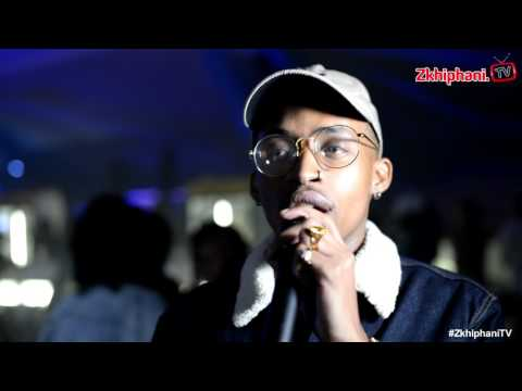 Tshego on how ALL his music got stolen