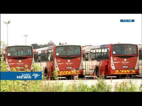 Bus strike leaves thousands stranded