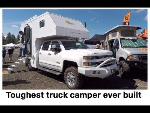 toughest truck camper ever