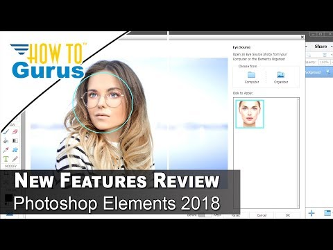 Review Photoshop Elements 2018 New Features and Should You Upgrade