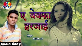 ए बेवफ़ा हरजाई E Bewafa Harjaai # Shakim Ali