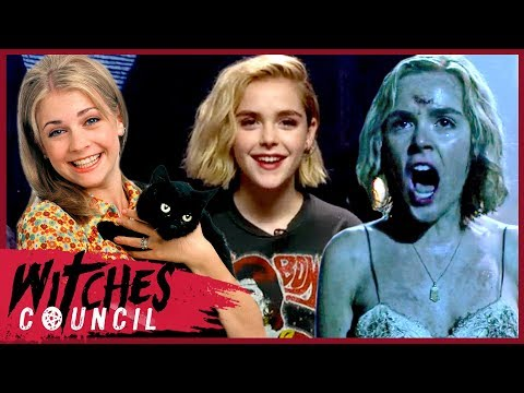 How Chilling Adventures Of Sabrina Is Different From Sabrina The Teenage Witch | Witches Council