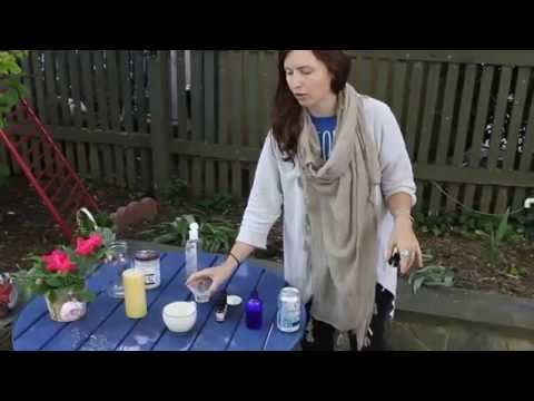 "The Best DIY ""Bug Off"" Spray Recipe"