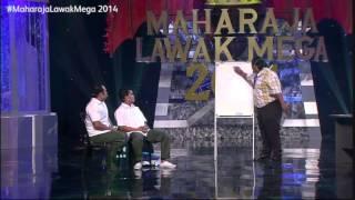 Maharaja Lawak Mega 2014 - Minggu 1 (Kepoh)
