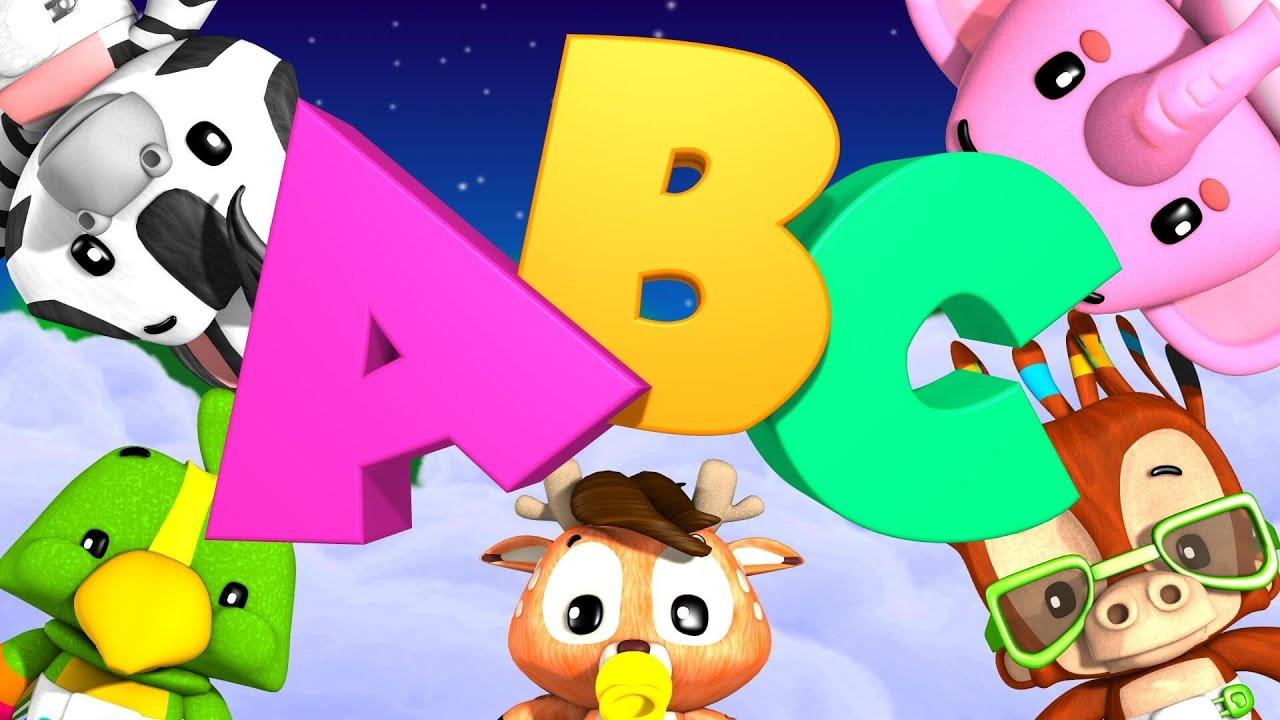 Baby ABC Song | Learn Alphabet Song | Kindergarten Song ...