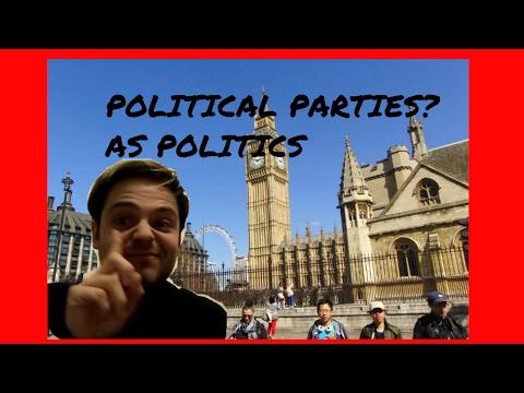 UK Political Party Concepts